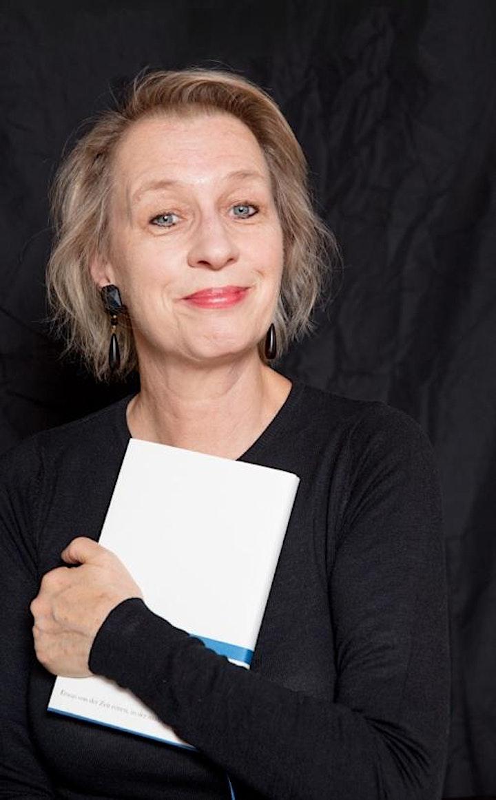 Maria Hartmann // Schauspielerin & Irina Kolesnikova // Klavier: Bild