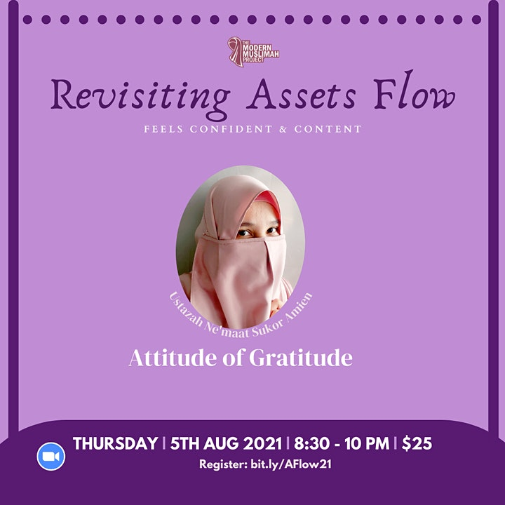 Revisiting Assets Flow - Feel Confident & Contented image