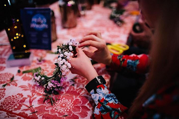 Margot's Winchester Wedding Fair image