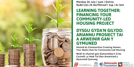 Learning Together: Financing your community led housing project tickets