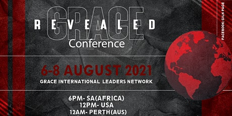 Grace Revealed Virtual Conference 2021 tickets
