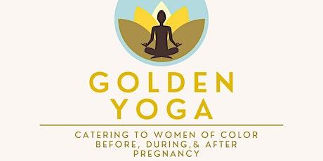 Golden Yoga tickets