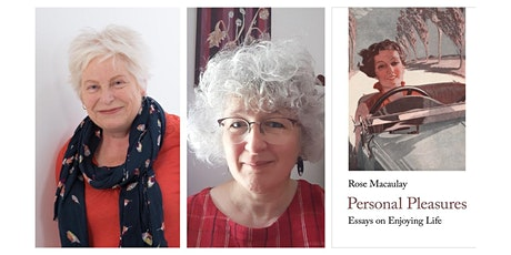 Book launch for Rose Macaulay's Personal Pleasures tickets