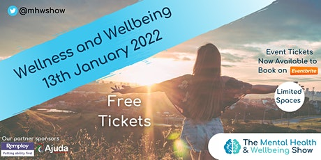 Mental Health Online: Wellness and Wellbeing tickets