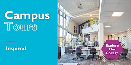 Campus Tours: Inspired tickets
