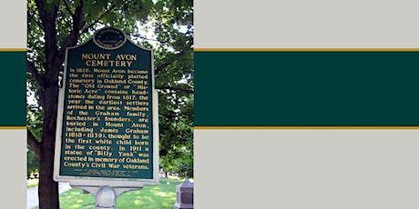 Mt. Avon Cemetery Tour tickets