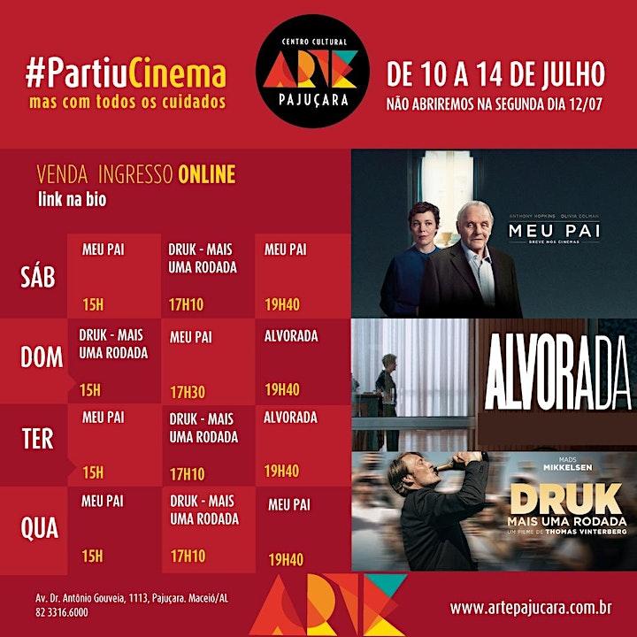 Imagem do evento Cine Arte Pajuçara 10 a 14 de julho