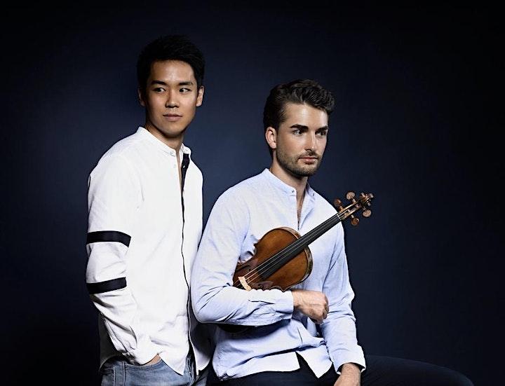 Niek Baar & Ben Kim // Violine & Klavier: Bild
