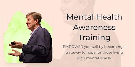 Community Empower: Mental Health Awareness Training tickets