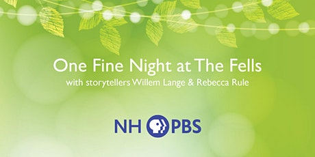 NHPBS Presents One Fine Night at The Fells tickets