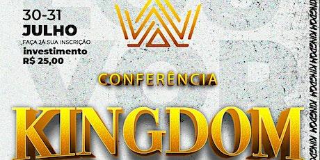 KINGDOM ingressos