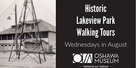 Historic Lakeview Park Walking Tours tickets
