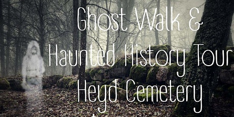 Ghost Walk and Haunted History Tour tickets