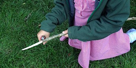 Urban Forest School - Knife Skills Session tickets