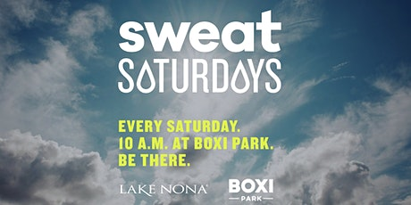 Orange Theory Fitness: Saturday, August 14 tickets