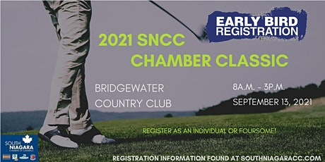 SNCC Chamber Classic 2021 tickets