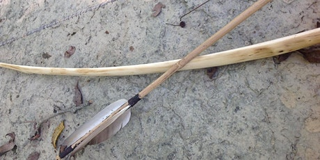 3 Day Bow & Arrow Making Class (Lodging and Meals Included) tickets
