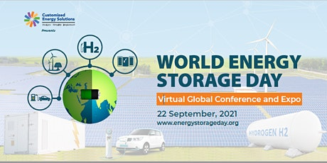 World Energy Storage Day (WESD)2021 tickets