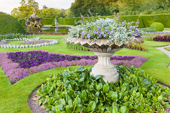 Eaton Hall Gardens Charity Open Day image