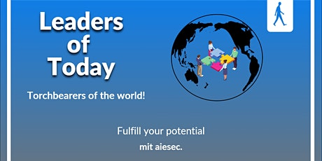 Leaders of Today tickets