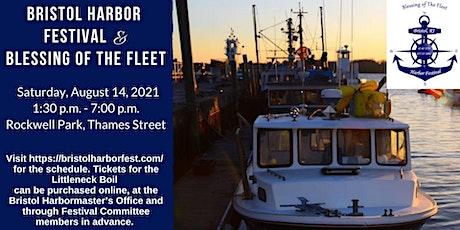 Bristol Harbor Festival & Blessing of the Fleet tickets