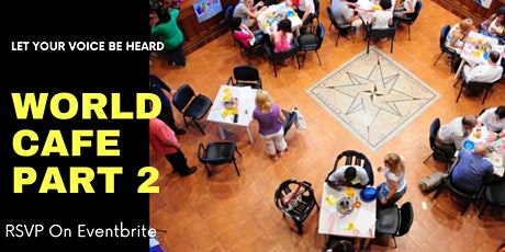 World Cafe Part 2 tickets