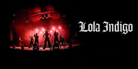 Concierto Gratuito Lola Índigo VYMS 2021 entradas