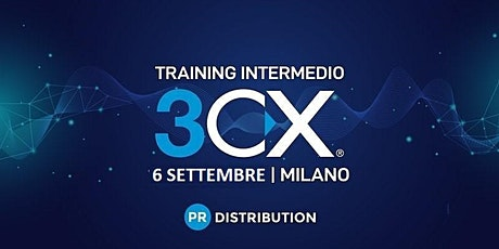 Training INTERMEDIO 3CX  - Milano biglietti