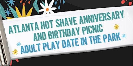 Atlanta Hot Shave  Anniversary Event tickets