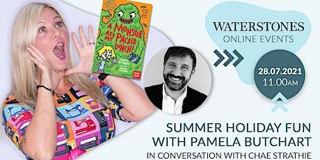 Summer Holiday Fun with Pamela Butchart tickets