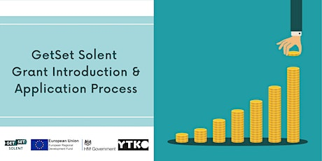 GetSet Solent Grant Introduction and Application Process tickets