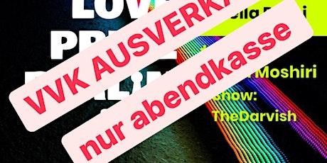 Love Pride Berlin weekend Sa.24.07. Tickets