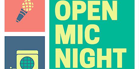 Friday Night Open Mic Night tickets