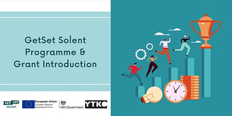 GetSet Solent Programme & Grant Introduction tickets