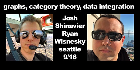 Graphs, Category Theory, and Data Integration tickets