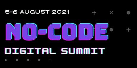 No-Code Digital Summit tickets