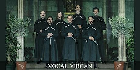 Vocal Vircan - Concert Sant Pau del Camp entradas