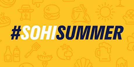 Sohi Summer: Community Barbeque! tickets