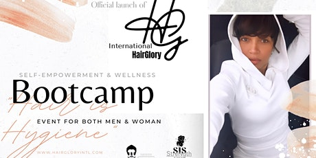 """""""Hair is Hygiene"""" Self-Care Empowerment and Wellness Bootcamp tickets"""