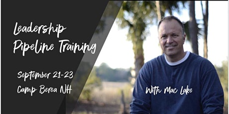 Leadership Pipeline Training with Mac Lake tickets