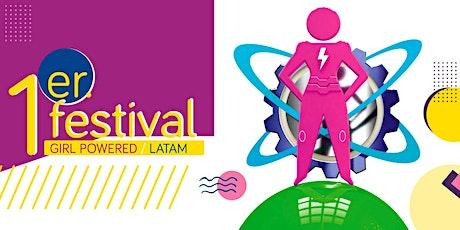 1er Festival Girl Powered entradas