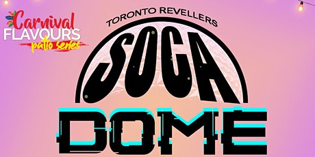 Toronto Revellers SOCADOME tickets