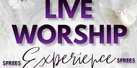 Broken Silence Live Worship Experience tickets