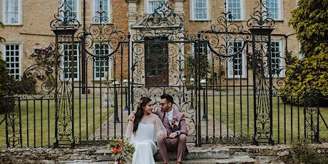 Hinwick Hall Marquee Wedding Fair  5th September 2021 tickets