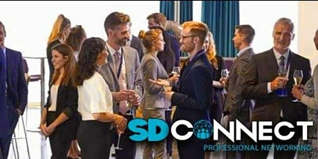 SD Connect August 2021 Business Networking Mixer tickets