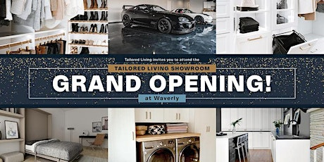 Tailored Living Showroom Grand Opening tickets