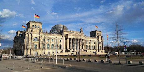 Erste Podiumsdiskussion der Direktkandidat:innen zur Bundestagswahl 2021 Tickets