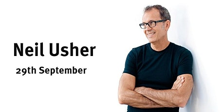How to inspire workplace change - a hybrid event  with Neil Usher tickets