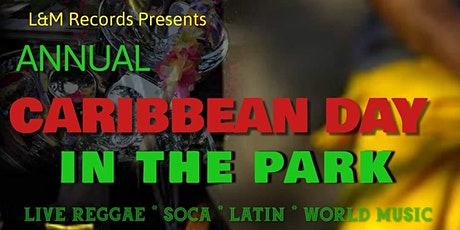 Caribbean Day In The Park tickets