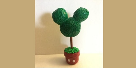 45min Learn to Sculpt: Mickey @3PM (Ages 4+) tickets